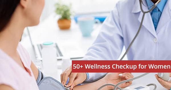 Niramaya 50+ Wellness Checkup for Women