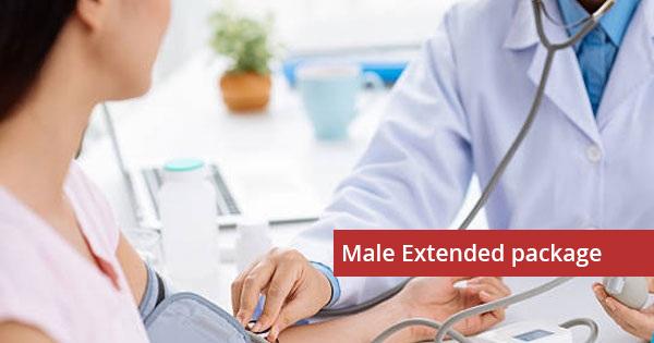 Niramaya Male Extended package