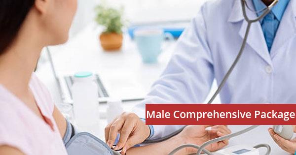 Niramaya Male Comprehensive Package