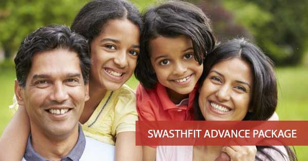 Swasthfit Advance Package