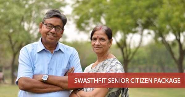Swasthfit Senior Citizen Package
