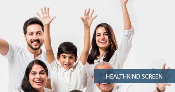 Healthkind Screen