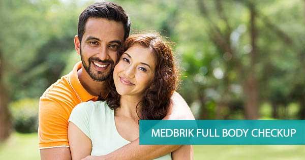 Healthians Full Body Checkup with Vitamin Screening