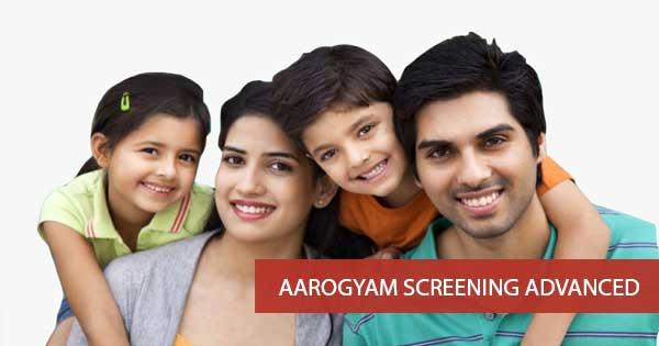 AAROGYAM SCREENING ADVANCE